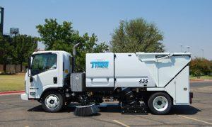 Model 435 Mid Sized Street Sweeper Mid Iowa Solid Waste