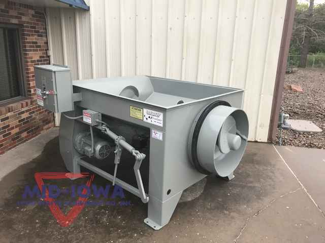 Reconditioned Sani Tech St1040 30 10hp Auger Compactor